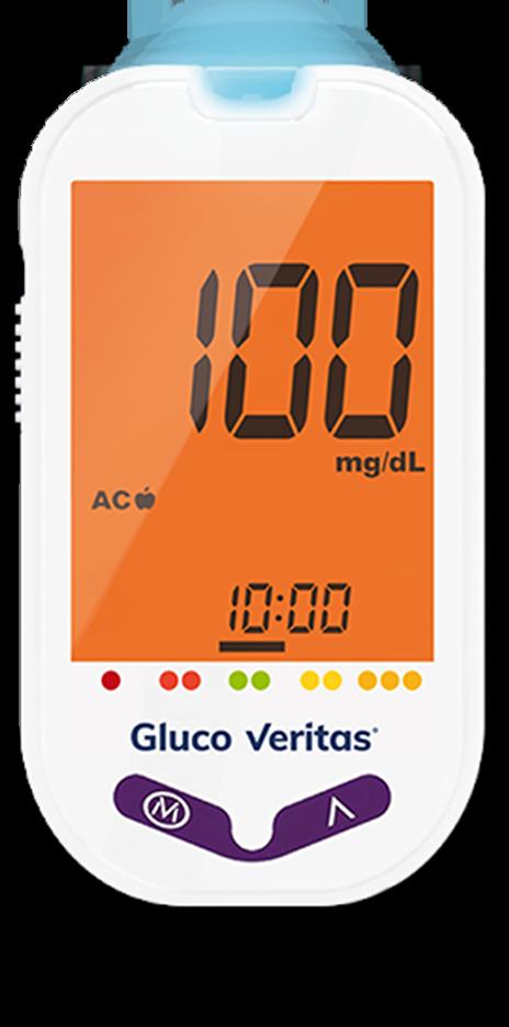Blutzuckermessgerät Gluco Veritas